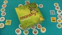 Vidéorègle #371: Le jeu de société Monkey Business