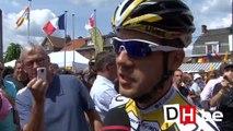 Monfort: 'J'aurais pu prendre le maillot jaune'