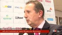 Georges Leekens s'exprime sur le choix de Benoit Thans comme directeur technique