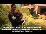 Chandra Bahadur Dangi, le nouvel homme le plus petit du monde