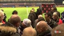 Jordan Lukaku: 'J'essaye d'aider l'équipe'