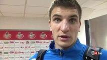 Standard-Bruges (1-1): réaction de Thomas Meunier