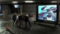 Shia LaBeouf totalement nu dans le clip Sigur Ros