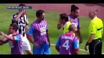 Histoire de hors-jeu à Catane - Juventus