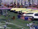 Le pénalty de Diana Ross lors de la cérémonie d'ouverture de la Coupe du monde 94