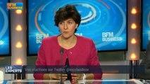 Sylvie Goulard, invitée des Experts sur BFMBusiness - 161014