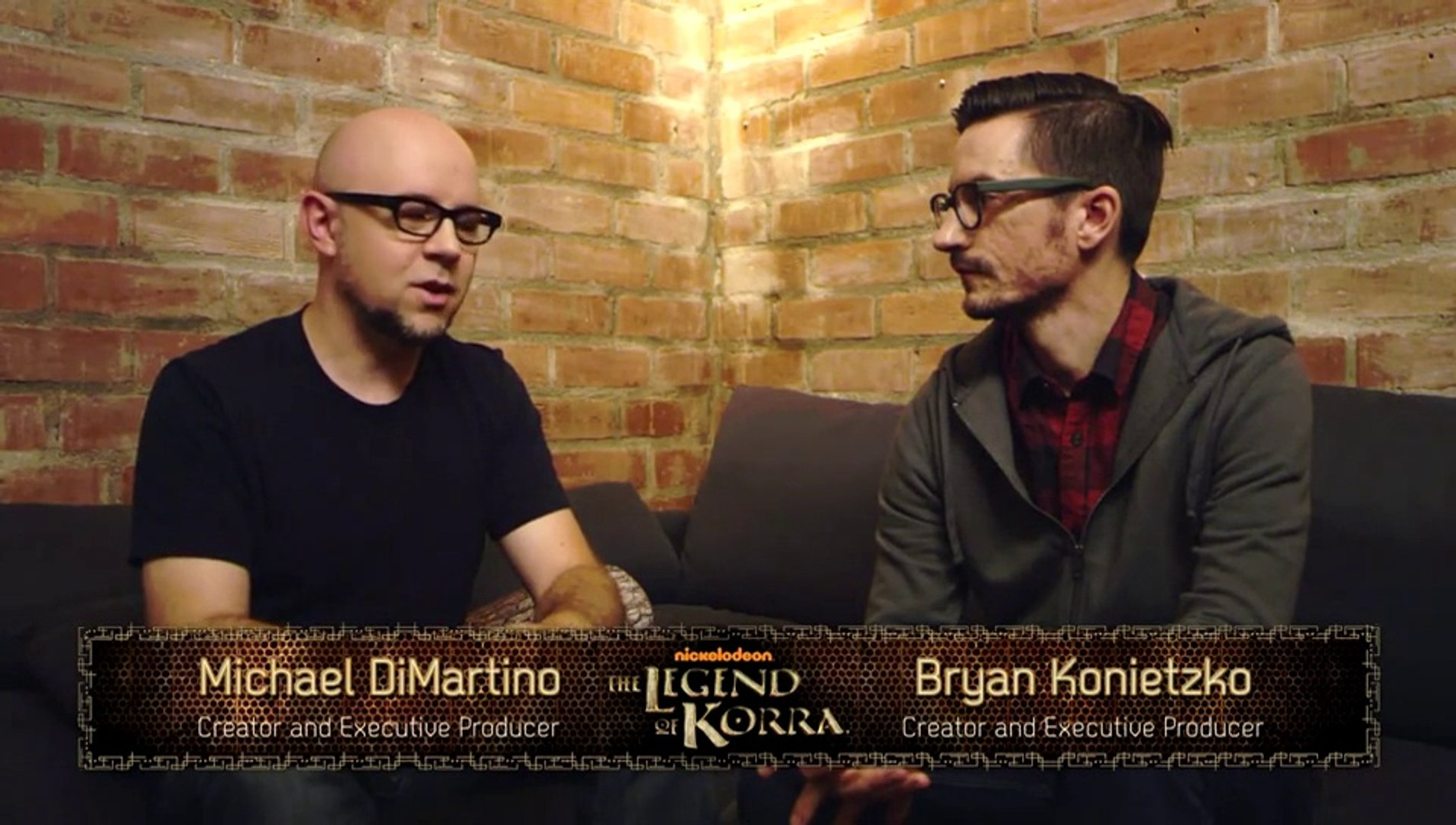 The Legend of Korra Video Game: Behind the Scenes with Titmouse