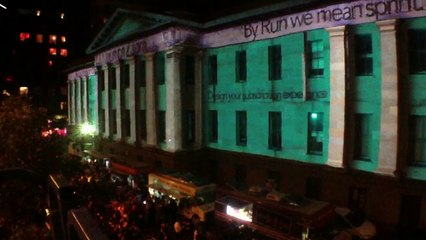 Zuora Old Mint Building Projection