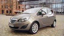 Opel Meriva Auto Videonews