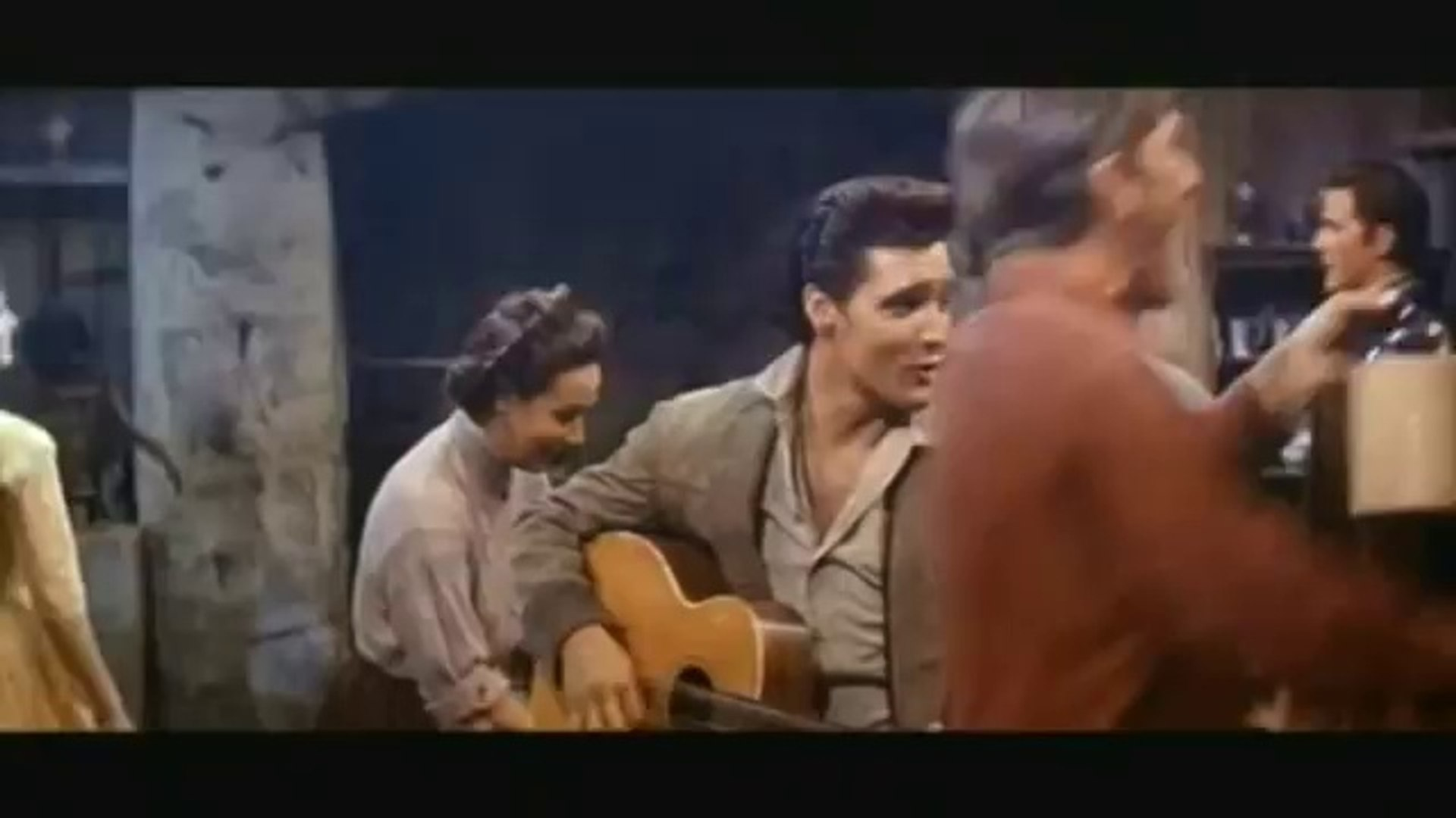 Flaming Star Elvis Presley ~ Trailer