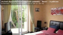 Appartement ANGLET Immobilier Barnes Côte Basque