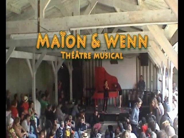 """Maion et Wenn """"aux p'tites lessives 2014"""""""