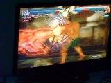 Tekken Tag 2 casuals - Armor King/Lei vs Ancient Ogre/Marduk