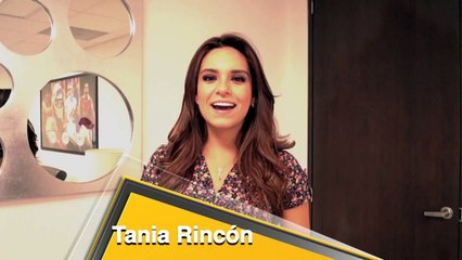 Tania Rincón envía mensaje a sus fans de starMedia