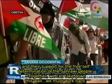 Western Sahara: Sahrawi people demand end to Moroccan occupation