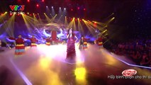 VÒNG LIVESHOW 7 CHUNG KẾT - HABANERA - NGUYỄN HOÀNG ANH & NGỌC ANH - Giọng hát Việt nhí 2014 - m.thuymien.com