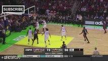 Lebron James & Kevin Love vs Dwyane Wade & Chris Bosh Battle Highlights Cavs vs Heat (2014.10.11)