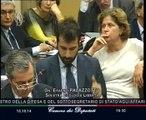 Roma - IRAQ, Audizione Pinotti e Della Vedova (16.10.14)