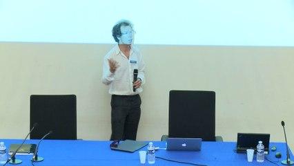 D'une innovation mathématique à une startup, Stéphane Mallat #FMEI2014