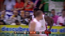 Dunk of the night: Othello Hunter, Olympiacos Piraeus