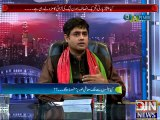 Q&A with PJ mir(Role of Young elected Members of NA in recent scnerio)16th october,2014