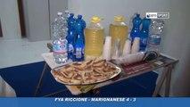 Icaro Sport. Fya Riccione-Marignanese 4-3