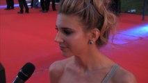Roma Film Fest, la madrina Romanoff sul red carpet apre la festa