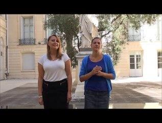 Sur les pas de François-Xavier Fabre : histoire et architecture du musée :  Visite guidée bilingue LSF / français parlé le 13/12