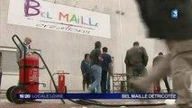 La fin de l'entreprise Bel Maille