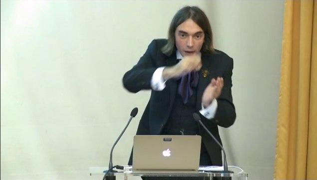 1/2 Mathématiques et innovation, Cédric Villani #FMEI2014