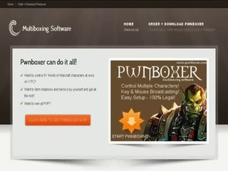 Multiboxing Software For Wow - video dailymotion