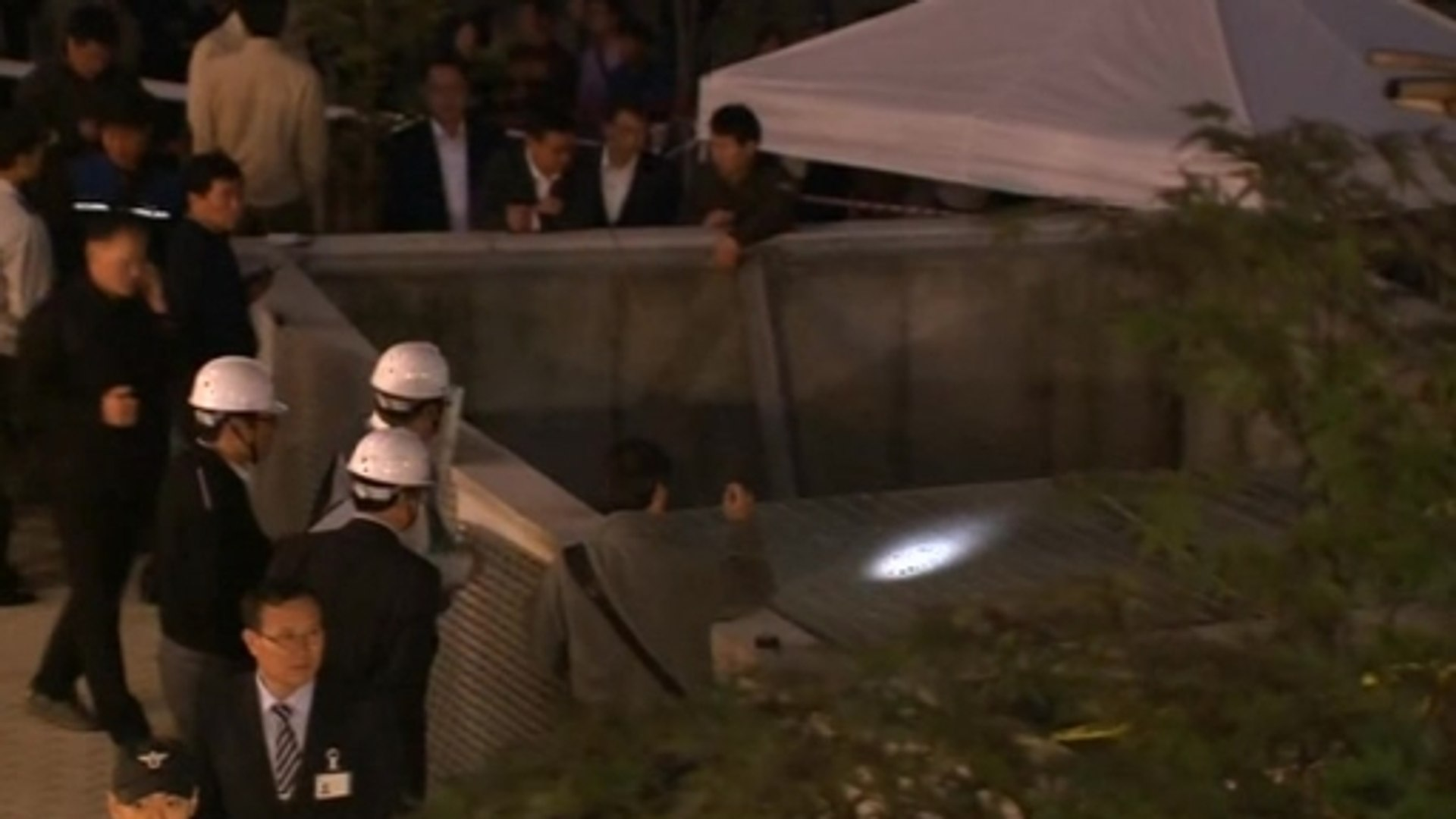 Sixteen killed in South Korea pop concert accident