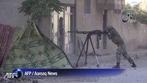 Une vidéo des jihadistes montre les combats à Kobané