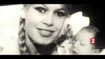 Un jour, une histoire (France 2) - les coulisses du mariage de Brigitte Bardot et Jacques Charrier