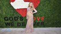 Pregnant Blake Lively Stylishly Conceals Her Baby Bump In NYC