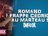 Romano s'amuse avec C�dric dans la Radio Libre !