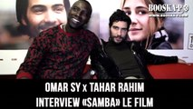 Omar Sy : «Je ne suis pas ''un acteur noir'', je suis un acteur !» [Interview]
