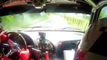 RALLYE DE LA CHARTREUSE équipage Minassian-Fontrobert Saxo Kit Car