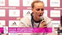 OPEN LFB 2014 - Hainaut Basket / Tarbes : Les réactions