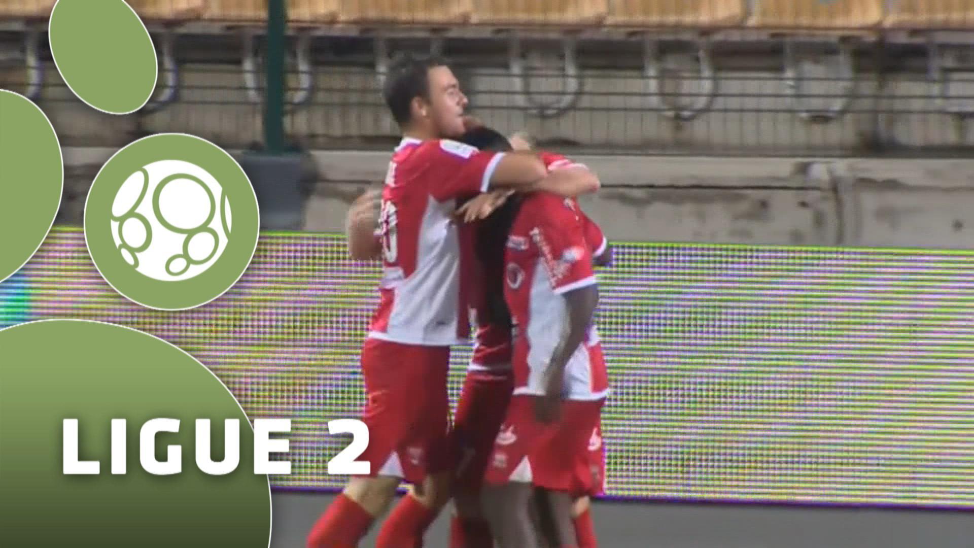Top buts 11ème journée – Ligue 2 / 2014-15