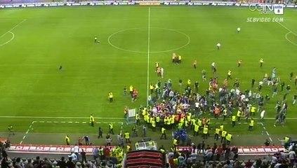 [S.C Bastia] L'après-match de Nice-Bastia 2014-215