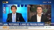 BFM Story: Oscar Pistorius condamné à 5 ans de prison ferme - 21/10