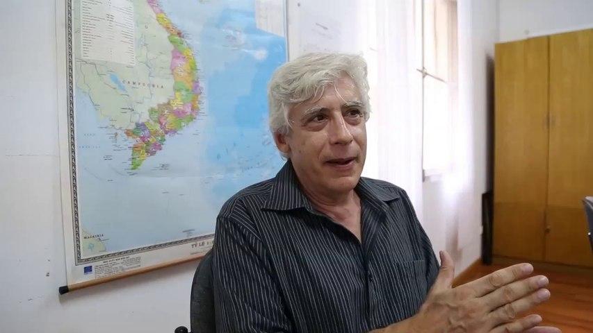 Claude Potvin. Un parcours dans le volontariat international.