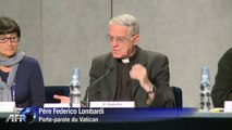 Synode: pas de consensus sur divorcés et homosexuels
