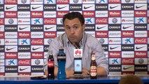 """Sergio García: """"Hemos plantado cara al Atlético"""""""