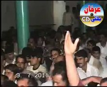 Hussain as Aa Ae haen urdu Qasida by zakir ghulam abbas rata