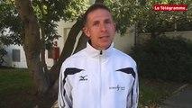 Marathon de Vannes. L'interview du vainqueur, Christian Dréan