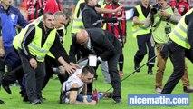 Les bagarres après le match Nice-Bastia, deux supporters racontent