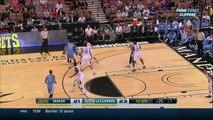 Denver Nuggets 104-93 LA Clippers - October 18, 2014 Preseason.