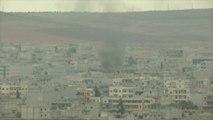 A Kobané, lourdes pertes de l'Etat islamique